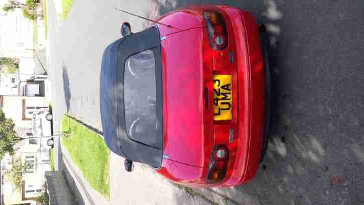 1994 MAZDA MX-5 Eunos 1.8 6 month tax and 7 month MOT