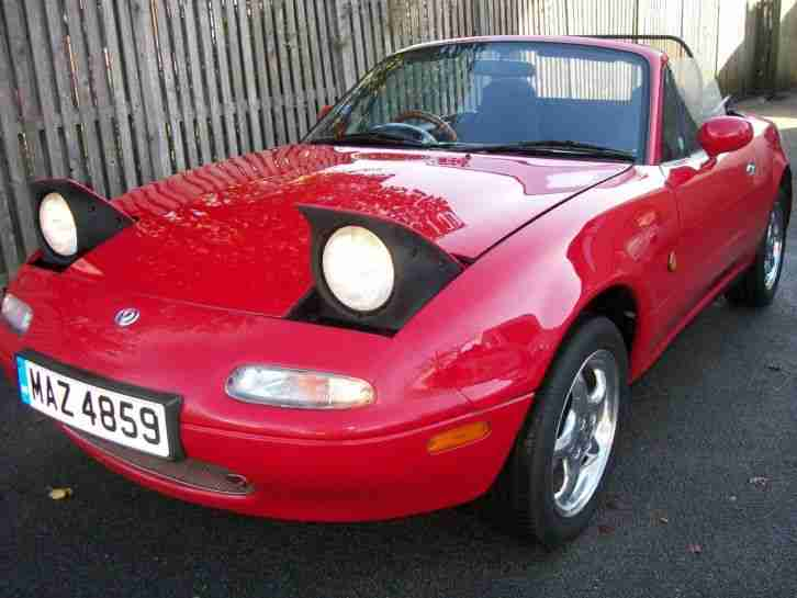 1994 MX 5 MK1 1.6 CONVERTIBLE~A GENUINE