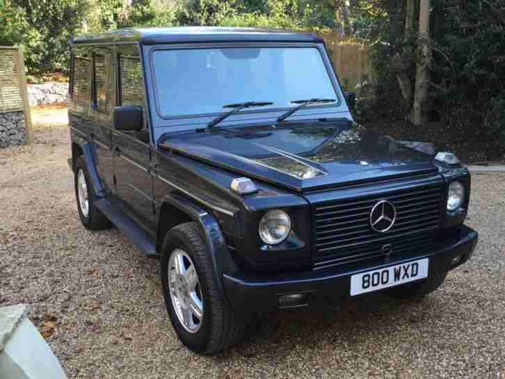 1994 mercedes benz g300 g wagon wagen lwb car for sale. Black Bedroom Furniture Sets. Home Design Ideas