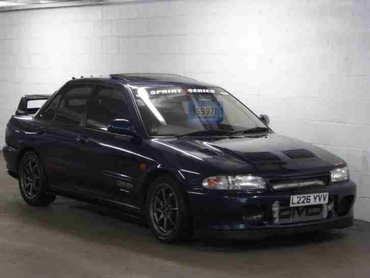 Mitsubishi 1994 Lancer Evolution Ii Gsr 2 0 16v Turbo