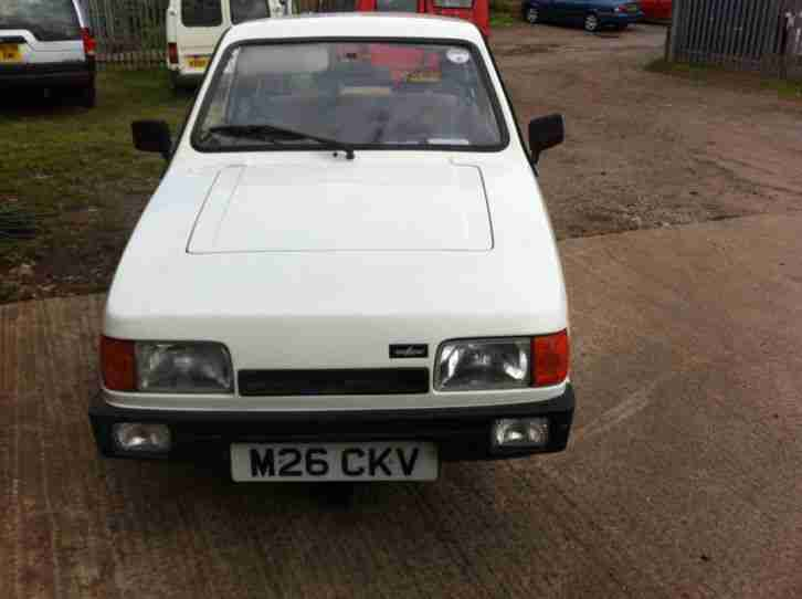 1994 RELIANT ROBIN LX 3 WHEELER MOT JUNE 15, Taxed, Bluetooth, Toad Alarm