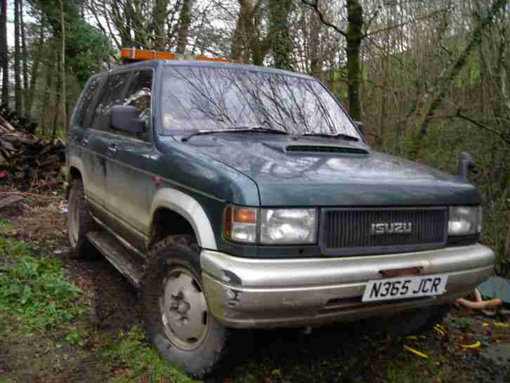 1995 BIGHORN SPARES OR REPAIRS