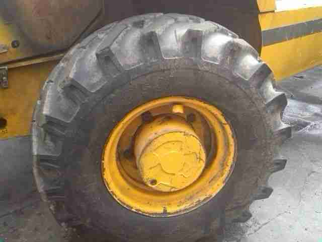 1995 JCB 526 BXT 14.5 - 20 MPT 567 5 Stud Wheel & Tyre - 4 available
