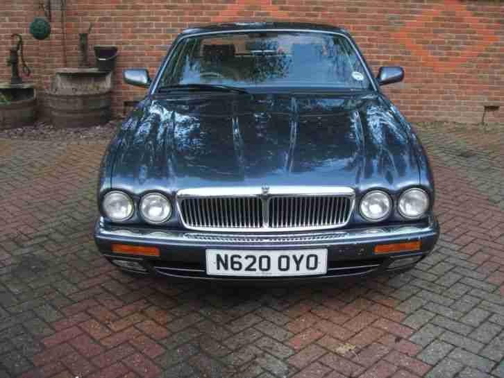 1995 Jaguar XJ Series SOVEREIGN AUTO 4 door Saloon