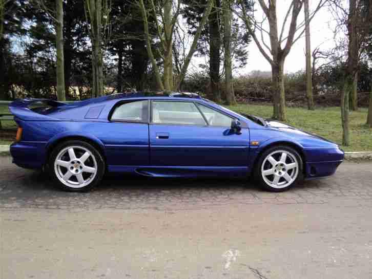 Lotus 1995 ESPRIT S4S. Car For Sale