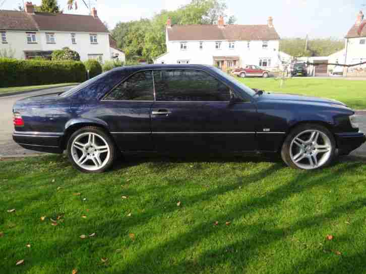 1995 mercedes e320 coupe auto blue swapz swap px for Mercedes benz e320 coupe