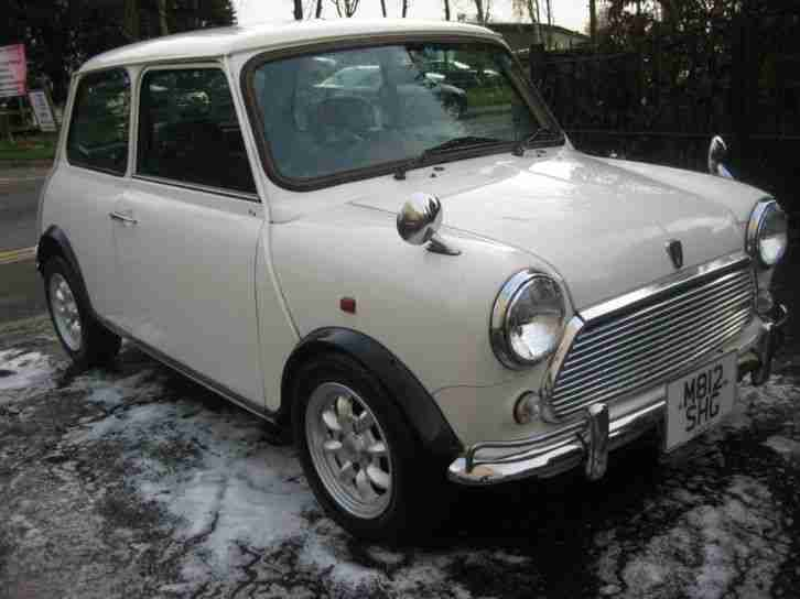 1995 MINI 43000 MILES IMPORTED BACK TO
