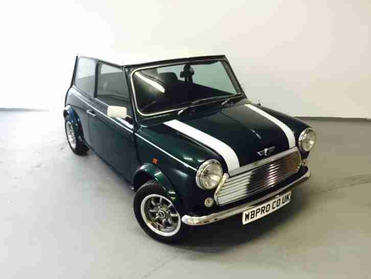 Rover Mini Cooper Spi Japaneses Import With Aircon