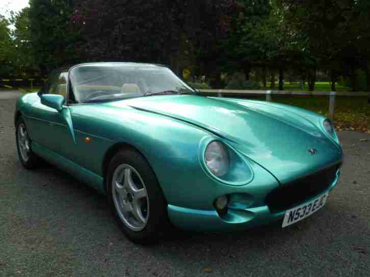 TVR CHIMAERA. TVR car from United Kingdom