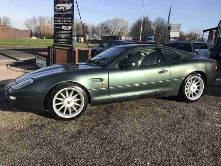 1996 ASTON MARTIN DB7 3.2 COUPE AUTO LEATHER LOVELY CAR