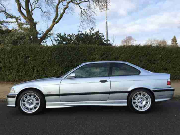 1996 BMW M3 3.2 Evolution Coupe Manual E36 EVO - Beautiful condition