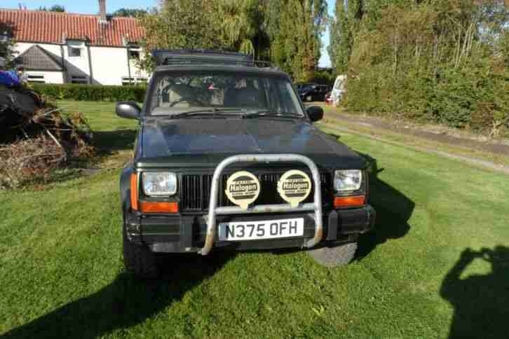 1996 CHEROKEE 2.5 TD LIMTED Spares or