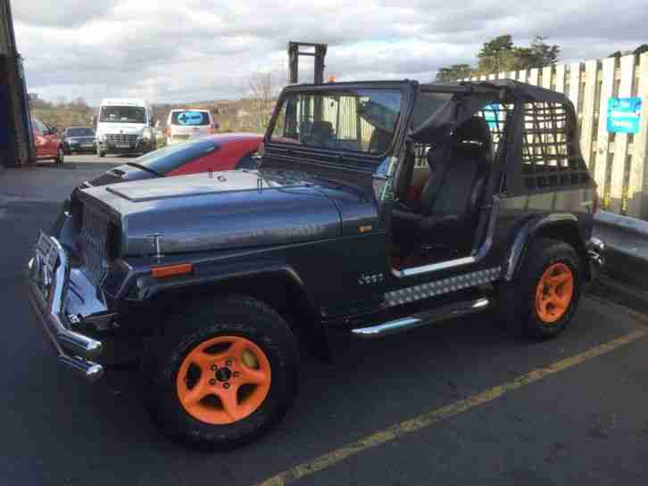 jeep 1996 wrangler 4 0 black car for sale. Black Bedroom Furniture Sets. Home Design Ideas