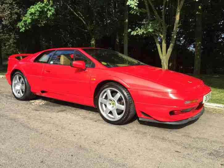 lotus 1996 esprit v8 turbo car for sale. Black Bedroom Furniture Sets. Home Design Ideas