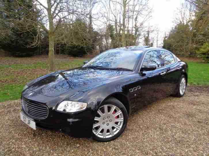 Maserati 1996 QUATTROPORTE RHD 71000 HPI CLEAR FSH ...