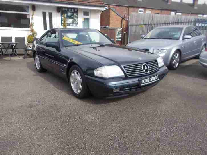 Mercedes Benz 1996. Mercedes-Benz car from United Kingdom