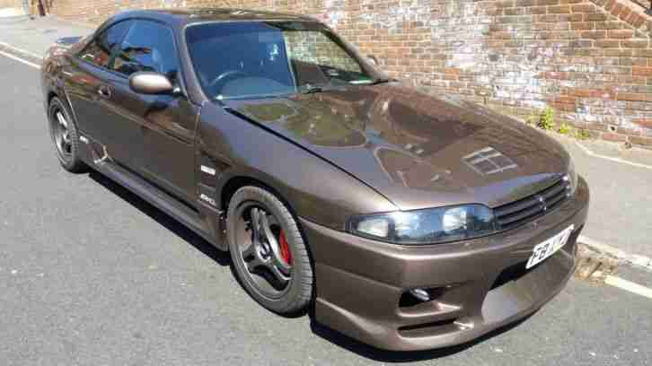 1996 Skyline R33 GTST, Show car,