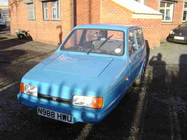 1996 RELIANT RIALTO ESTATE BLUE 1 PREVIOUS OWNER