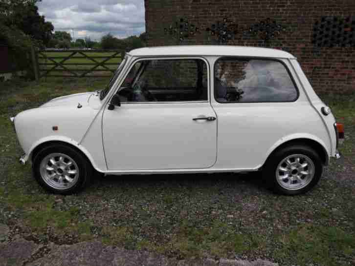 1996 ROVER MINI SPRITE, IMMACULATE CONDITION, LADY OWNED LAST 15 YRS. ONLY 35k!!