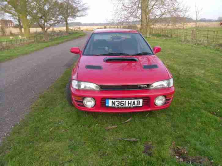 1996 IMPREZA WRX STI GC8 V2 555 LTD