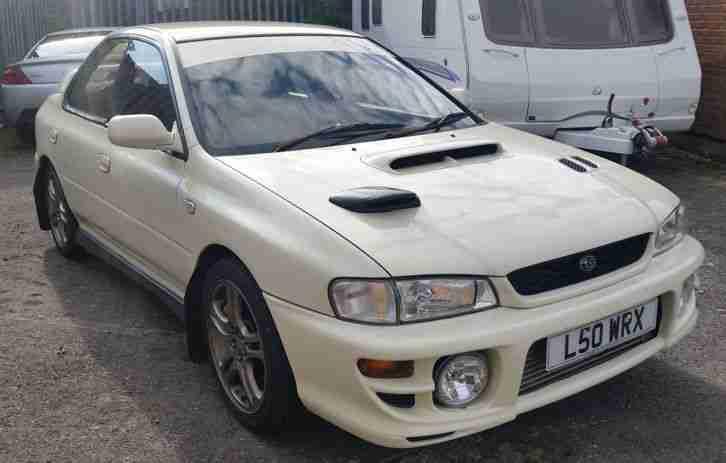 Subaru IMPREZA WRX TURBO @@L50WRX PLATE INCLUDED@@