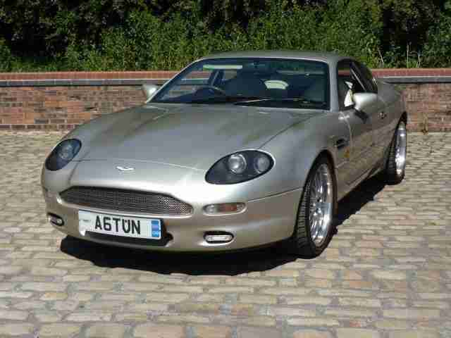 aston martin 1997 db7 fh 2dr auto car for sale. Black Bedroom Furniture Sets. Home Design Ideas
