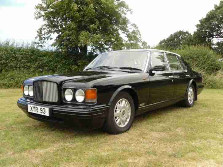 1997 Bentley Brooklands LPT 6.75 V8 4 door Saloon