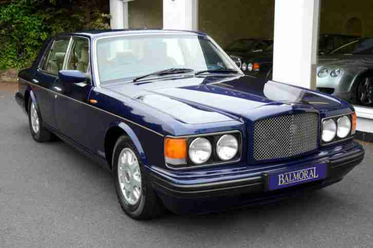 Bentley 1992 6 8 Turbo R Only Selling Due To Bereavement