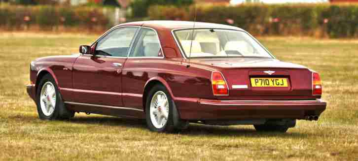 1997 Bentley Continental Continetal R