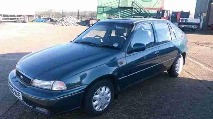 Daewoo 1997 CHEAP NEXIA GLI GREEN. car for sale