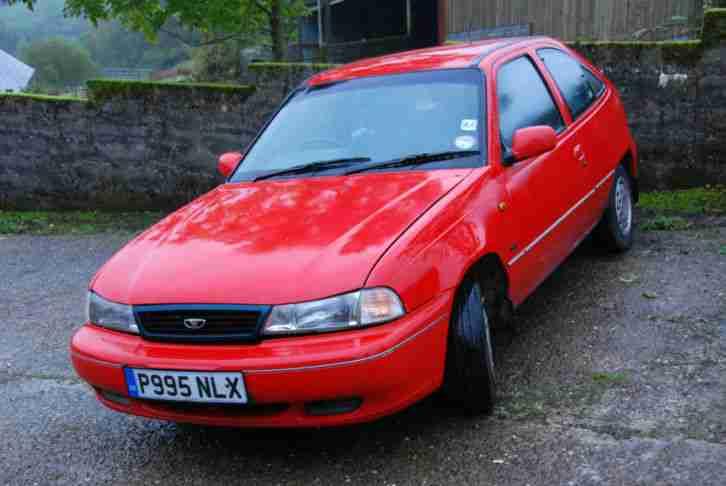 Daewoo 1997 NEXIA HATCH 1.5 8V FOR SPARES. car for sale