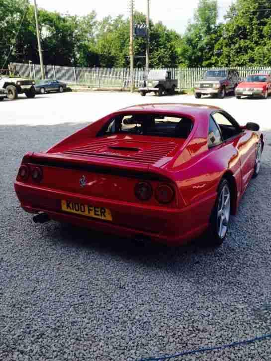 Ferrari 1997 F355 Replica Toyota Mr2 Kit Car Sports