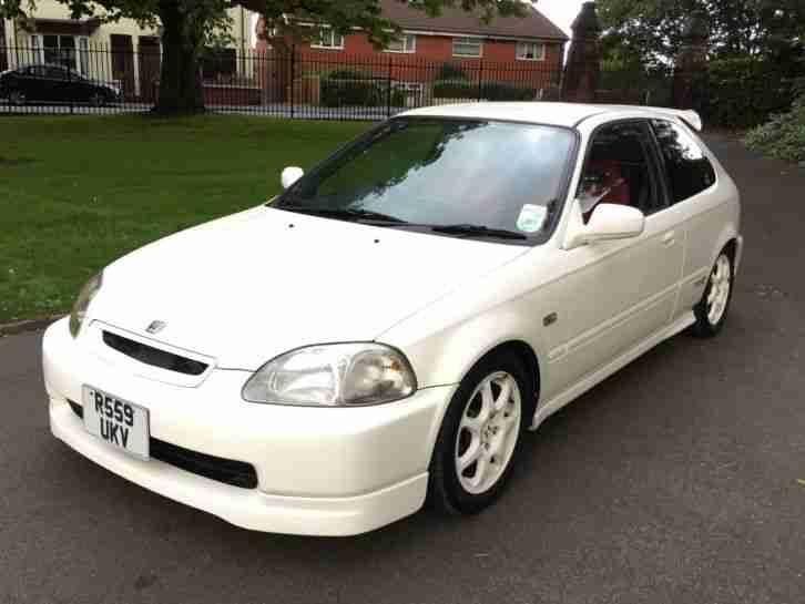 Honda 1997 Civic Type R EK9 Import 2 Door. car for sale