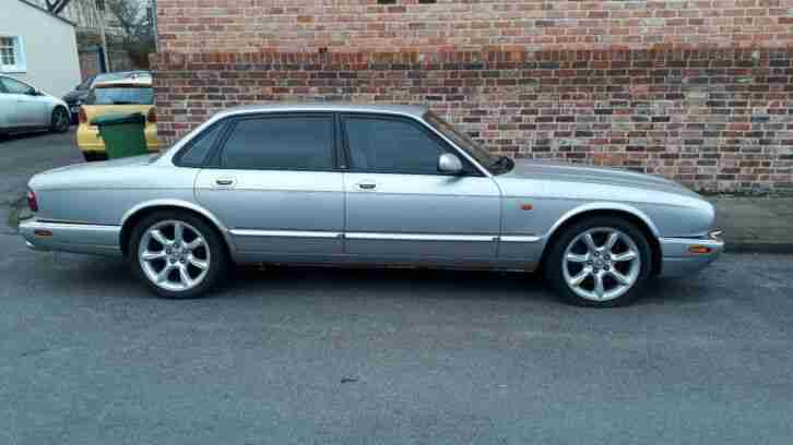 1997 XJR 4.0 SUPERCHARGED NICE