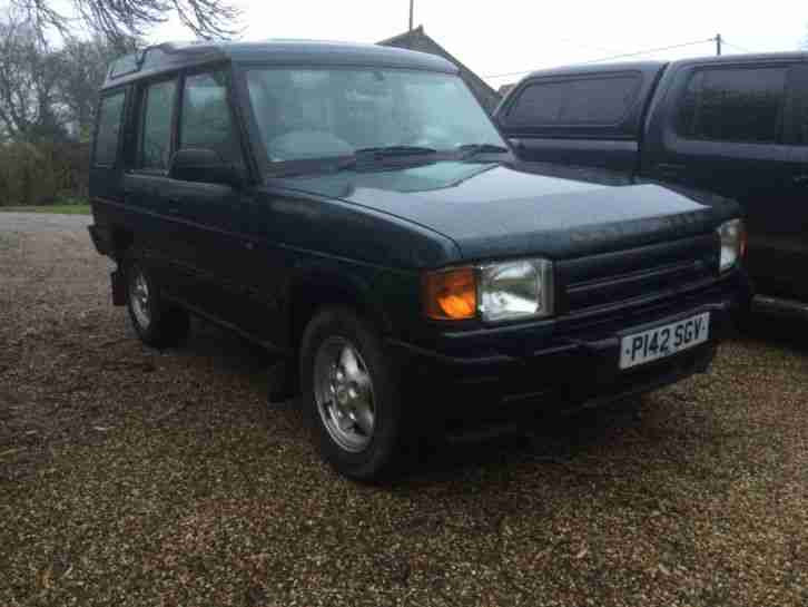 1997 land rover discovery 300 tdi blue 7 seater spares. Black Bedroom Furniture Sets. Home Design Ideas