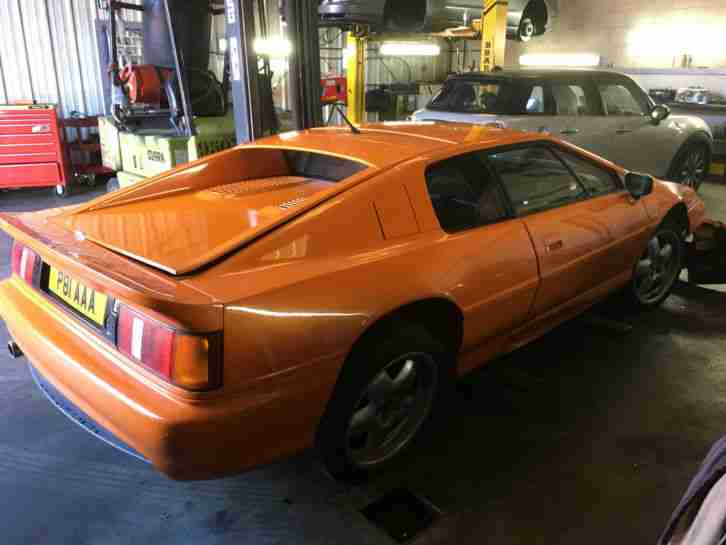 1997 ESPRIT GT3 DAMAGED REPAIRABLE