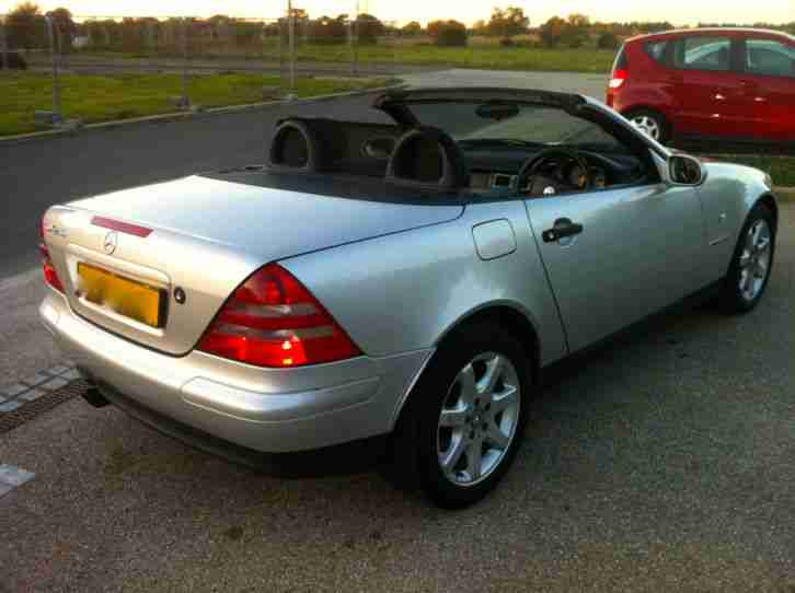 Mercedes benz 1997 great used cars portal for sale for 99 mercedes benz slk 230 kompressor