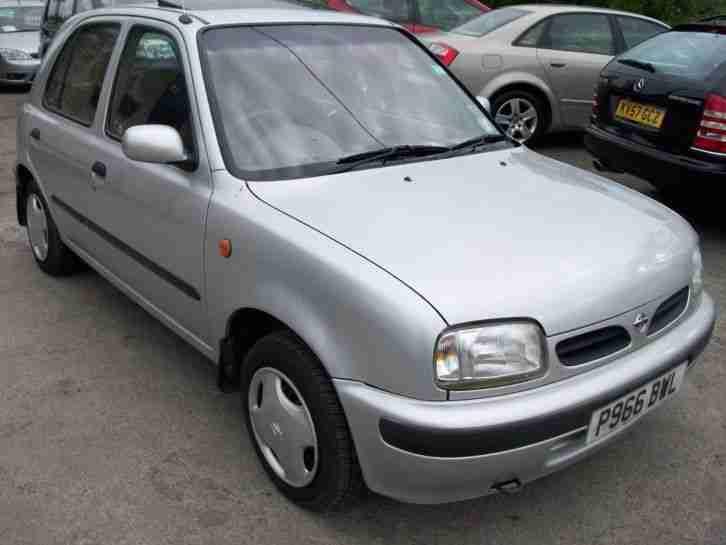 Nissan 1997 Micra 1 3 Slx 5dr Car For Sale