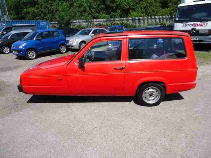1997 RELIANT RIALTO ESTATE SE CLEAN EXAMPLE MOT OCTOBER IN CANNOCK STAFFS