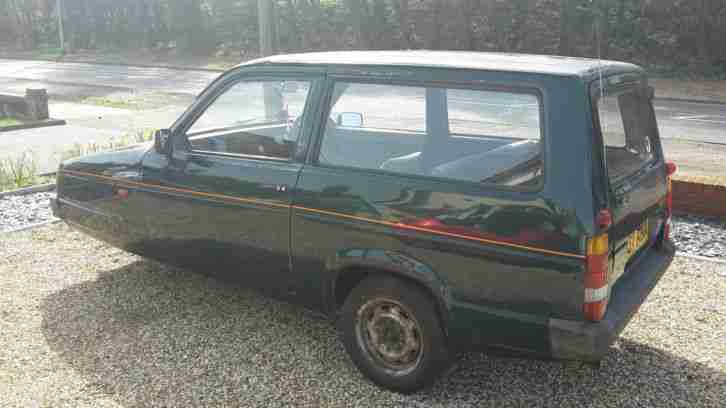 1997 RELIANT ROBIN LX GREEN