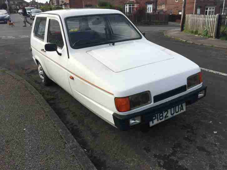 Reliant ROBIN. Reliant car from United Kingdom
