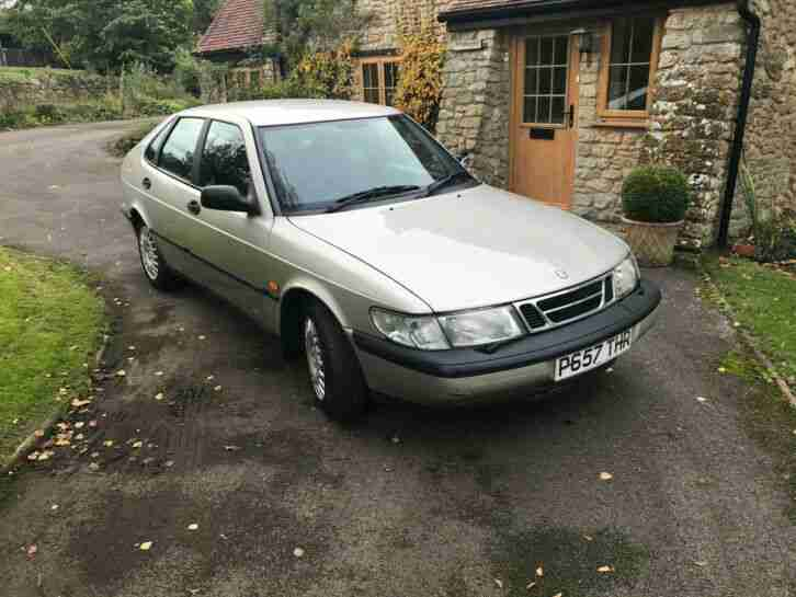1997, , 900 S, 2.0 L,MANUAL, 5DR, HATCH,