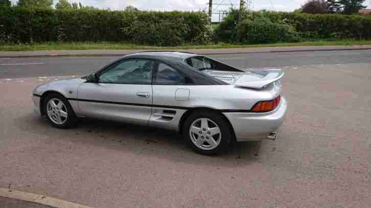 1997 MR2 SW20 Sonic Shadow Coupe 114K