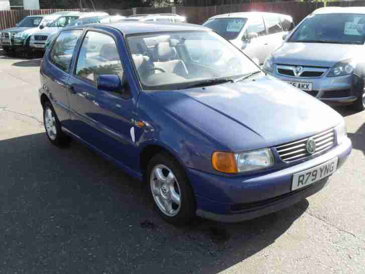 Volkswagen 1997 Polo 1 0 L Wherstead Branch Ip2 8ll Call