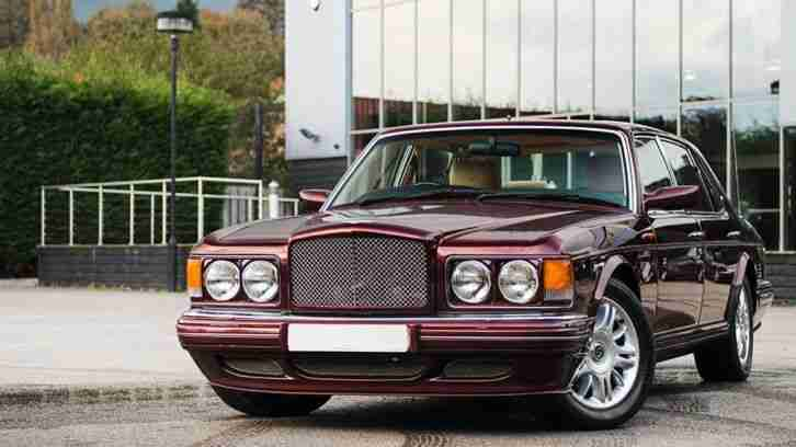 Bentley BROOKLANDS. Bentley car from United Kingdom