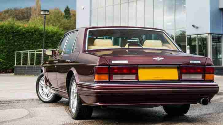 1998 BENTLEY BROOKLANDS R Mulliner Auto
