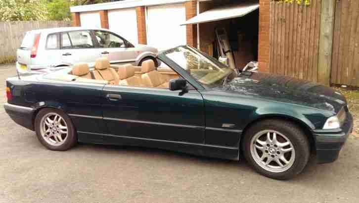 bmw 1998 e36 328i convertible spares repairs car for sale. Black Bedroom Furniture Sets. Home Design Ideas