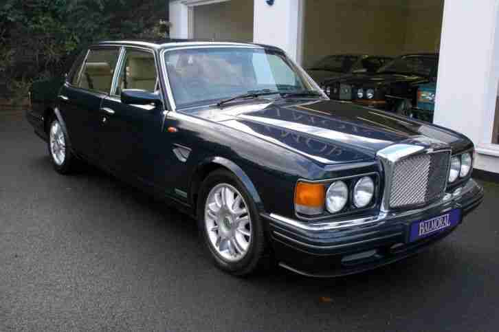 1998 Bentley Brooklands R Mulliner, Blue