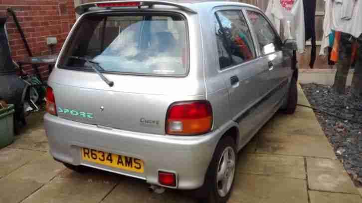 Daihatsu 1998 Cuore  Genuine 65k Runs Drives Great Cheap