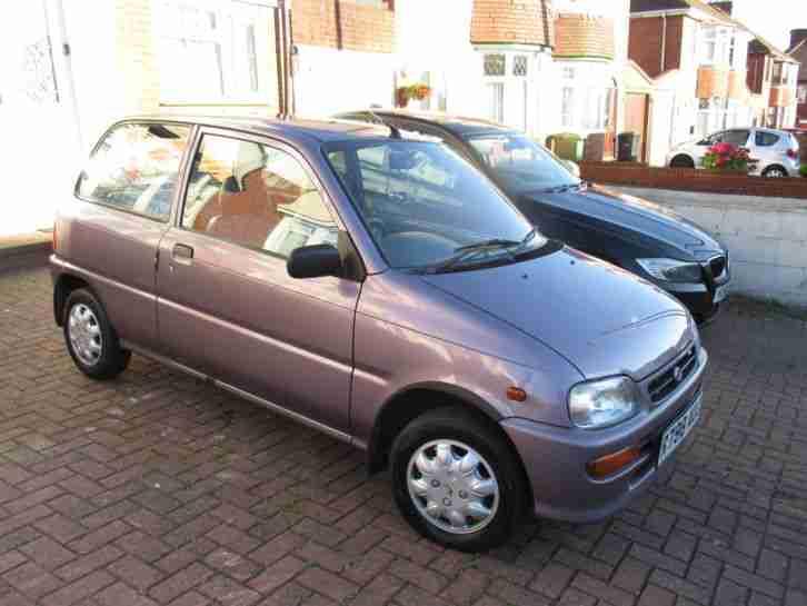 Daihatsu 1998 Cuore Mauve Purple  Car For Sale